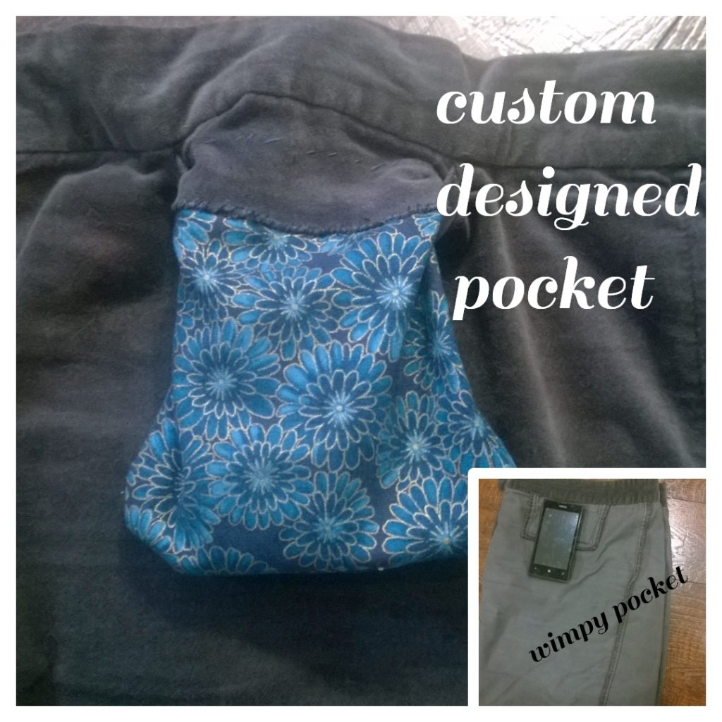 Custom Pocket